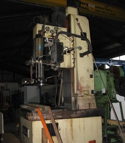 Boormachine Erllo TCA 60 BV 1