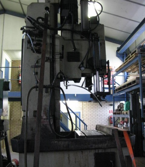 Boormachine Erlo TCA 60 BV 2